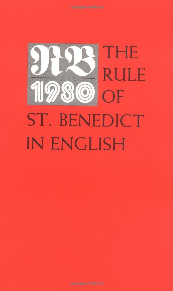 a link to The Rule of St. Benedict